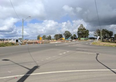 Burton Civil Contractors – Campbelltown Rd Upgrade